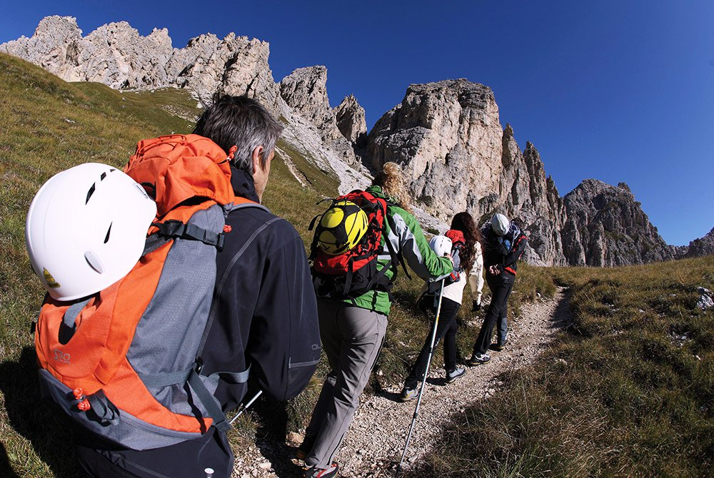 """Klettern und Wandern am Weltnaturerbe """"Drei Zinnen"""""""