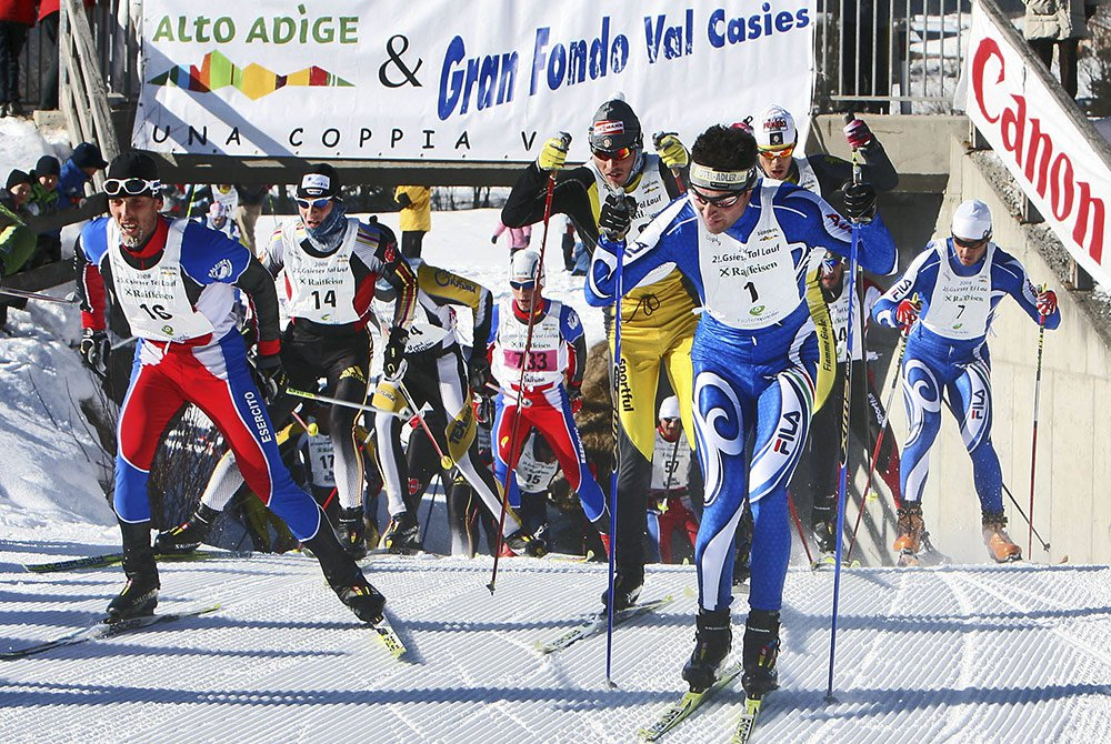 Kulturelle und sportliche Veranstaltungen im winterlichen Hochpustertal