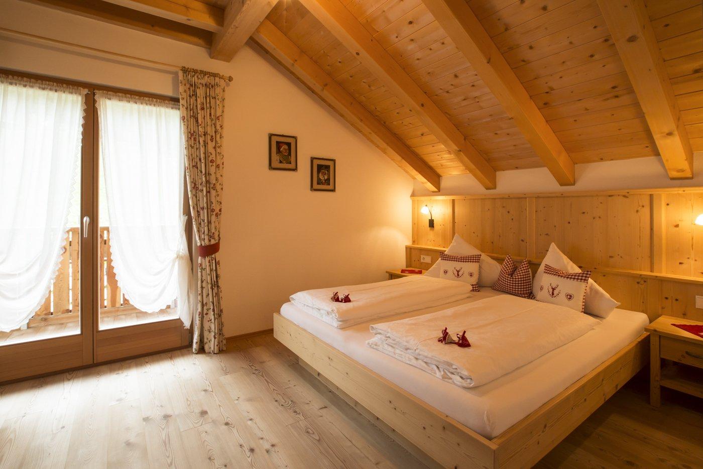 Alpenrose: Doppelzimmer